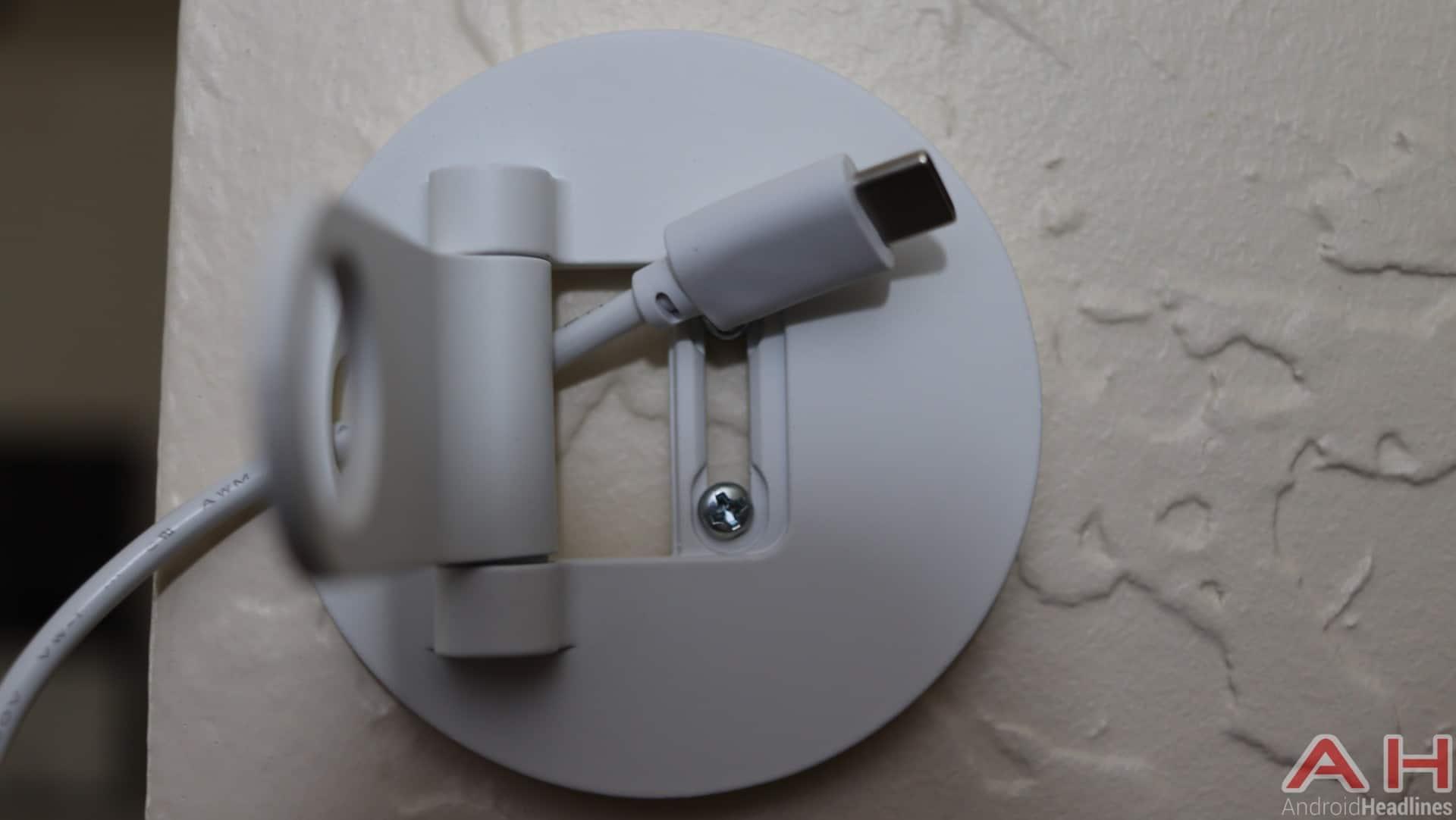 WisenetSmartCam N1 Review Installation AH 10