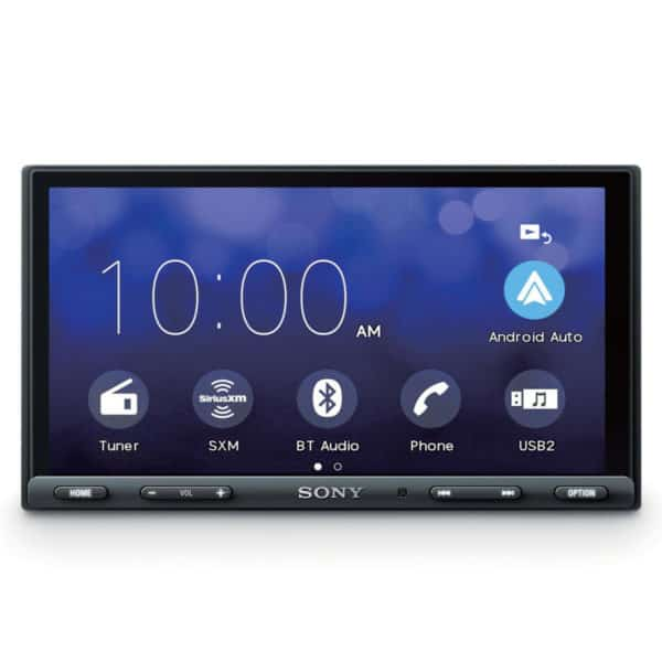 Sony Car Stereo Receivers - (World Wide Stereo)