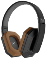 ghostek sodrop pro premium wireless bluetooth headphones black brown 2