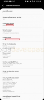 samsung android pie update 1