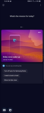samsung android pie update 22