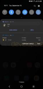 samsung android pie update 4
