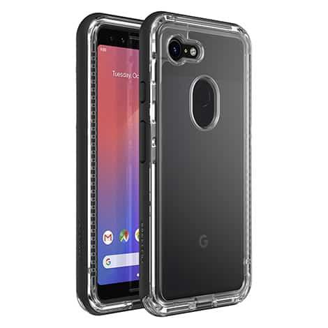 lifeproof nËxt case for pixel 3 & pixel 3 xl now available