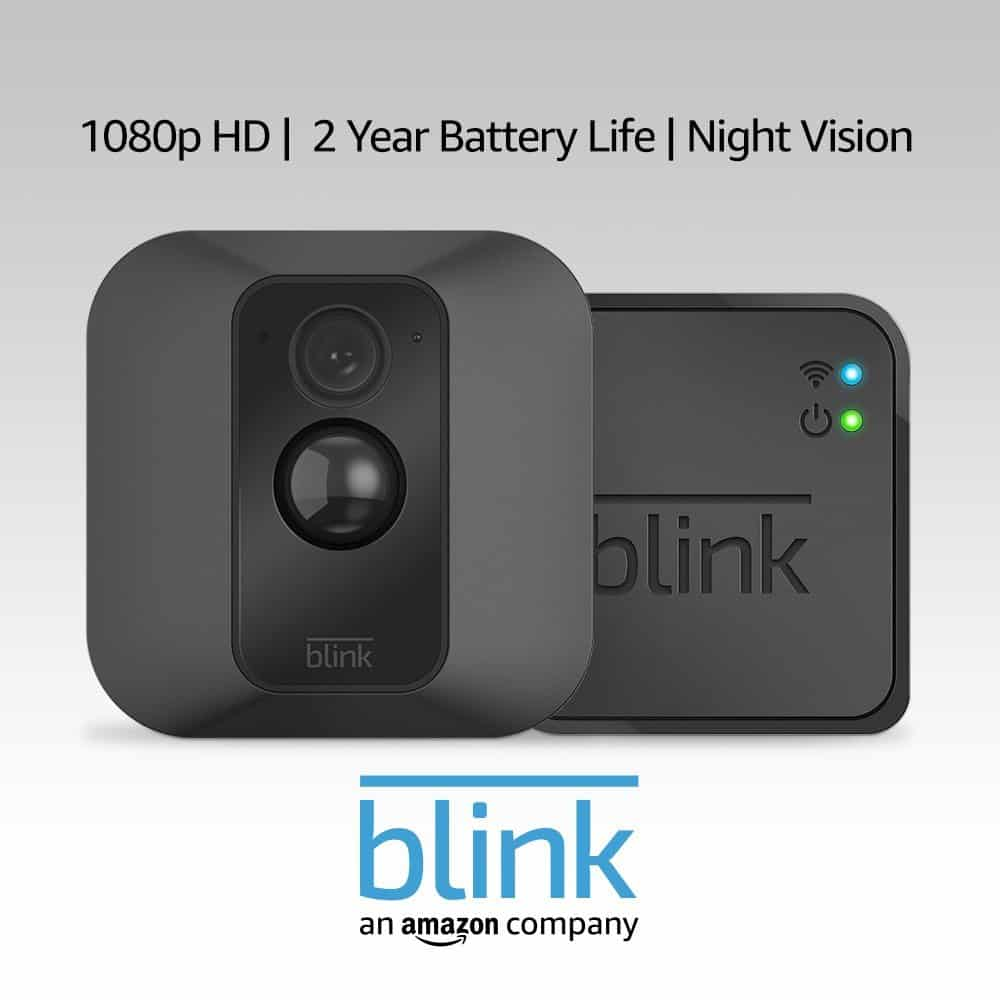Blink XT Home Security Camera System - (Amazon)
