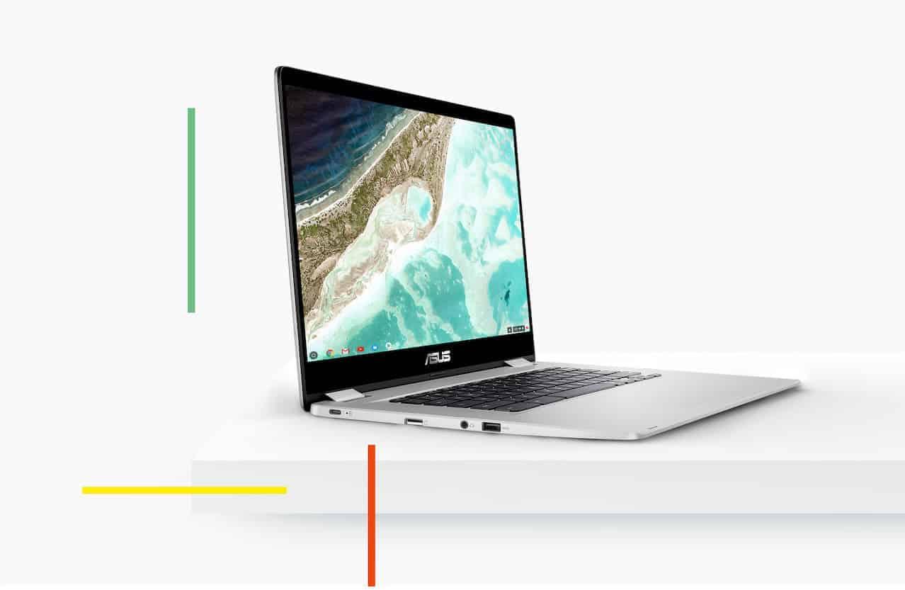 ASUS Chromebook C523 2