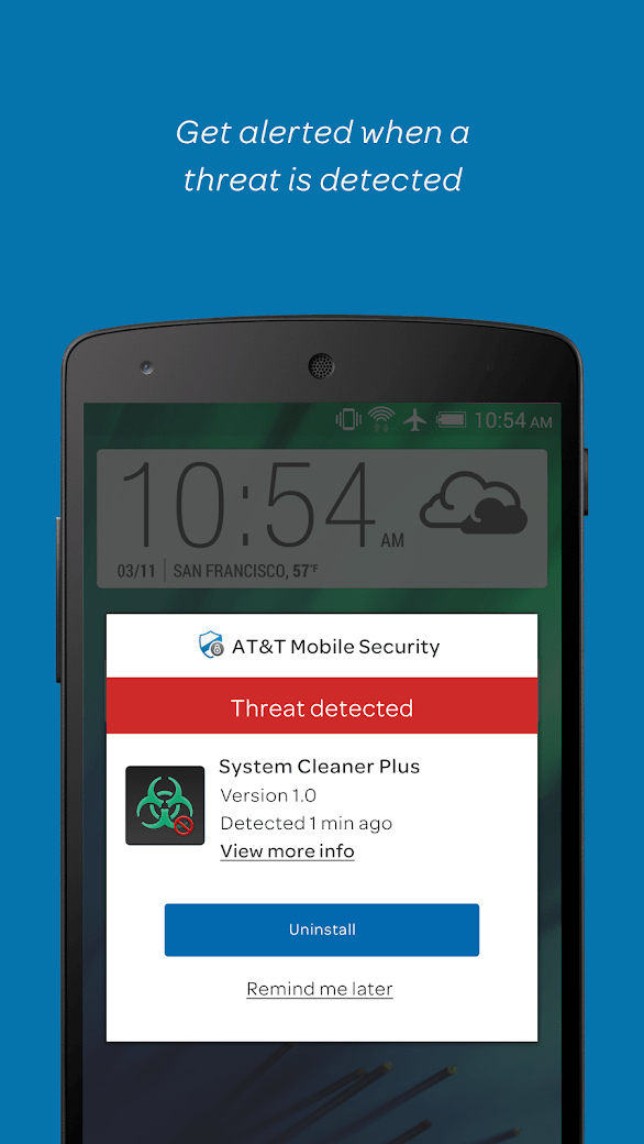 ATT Mobile Security app official image 2