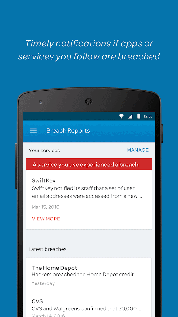 ATT Mobile Security app official image 4