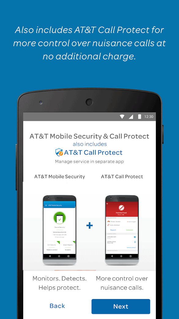 ATT Mobile Security app official image 8