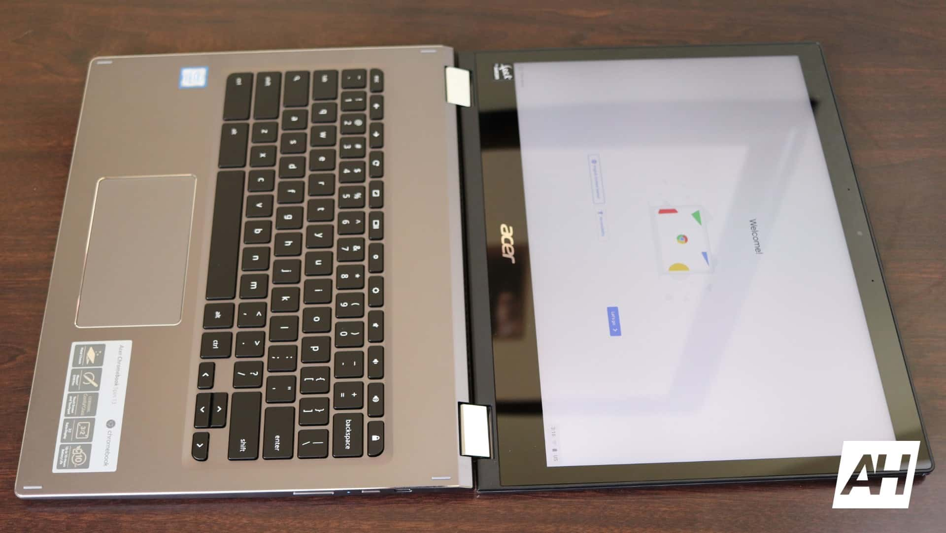 Acer Chromebook Spin 13 Review Hardware 24 AH New