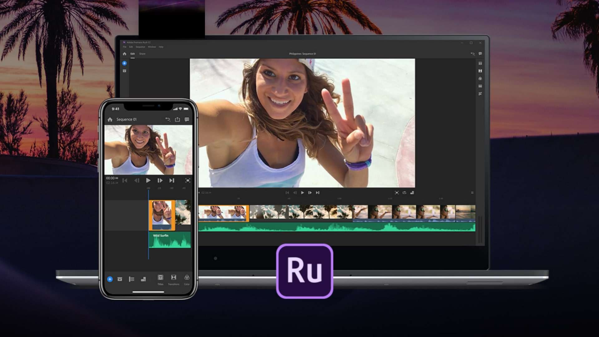 Adobe Premiere Rush CC Android App Arrives Next Year