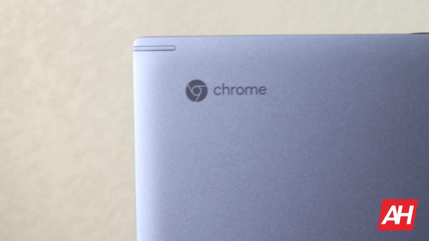 Chrome OS logo AH new Acer Gray