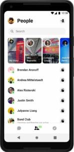 Facebook Messenger v4 update 12