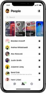 Facebook Messenger v4 update 13