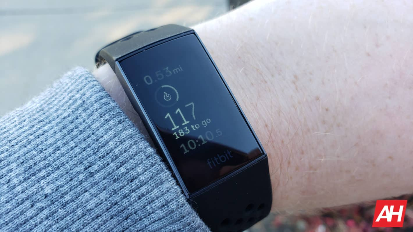 Fitbit Charge 3 Review AM AH 1