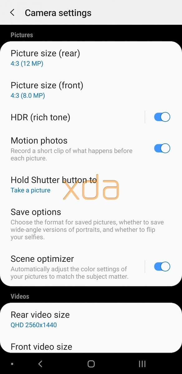 Galaxy Note 9 Samsung Experience 10 24