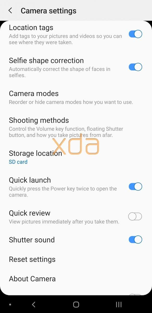 Galaxy Note 9 Samsung Experience 10 26