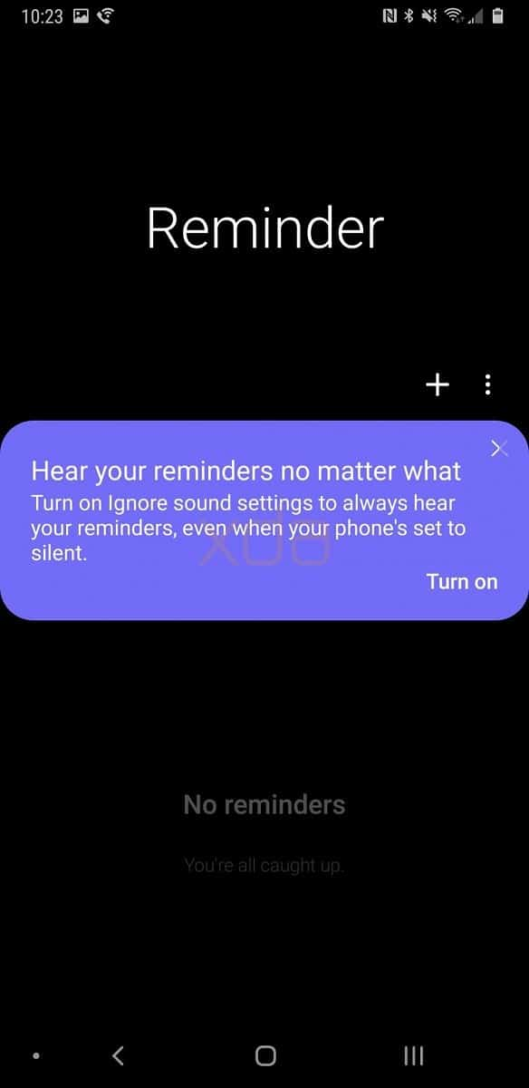Galaxy Note 9 Samsung Experience 10 30