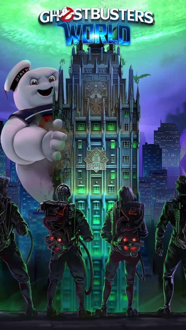 Ghostbusters World play screenshot 01