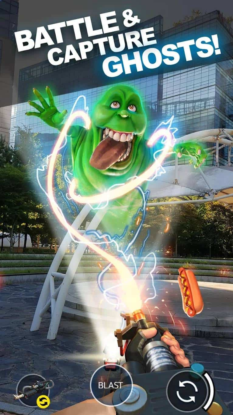 Ghostbusters World play screenshot 02