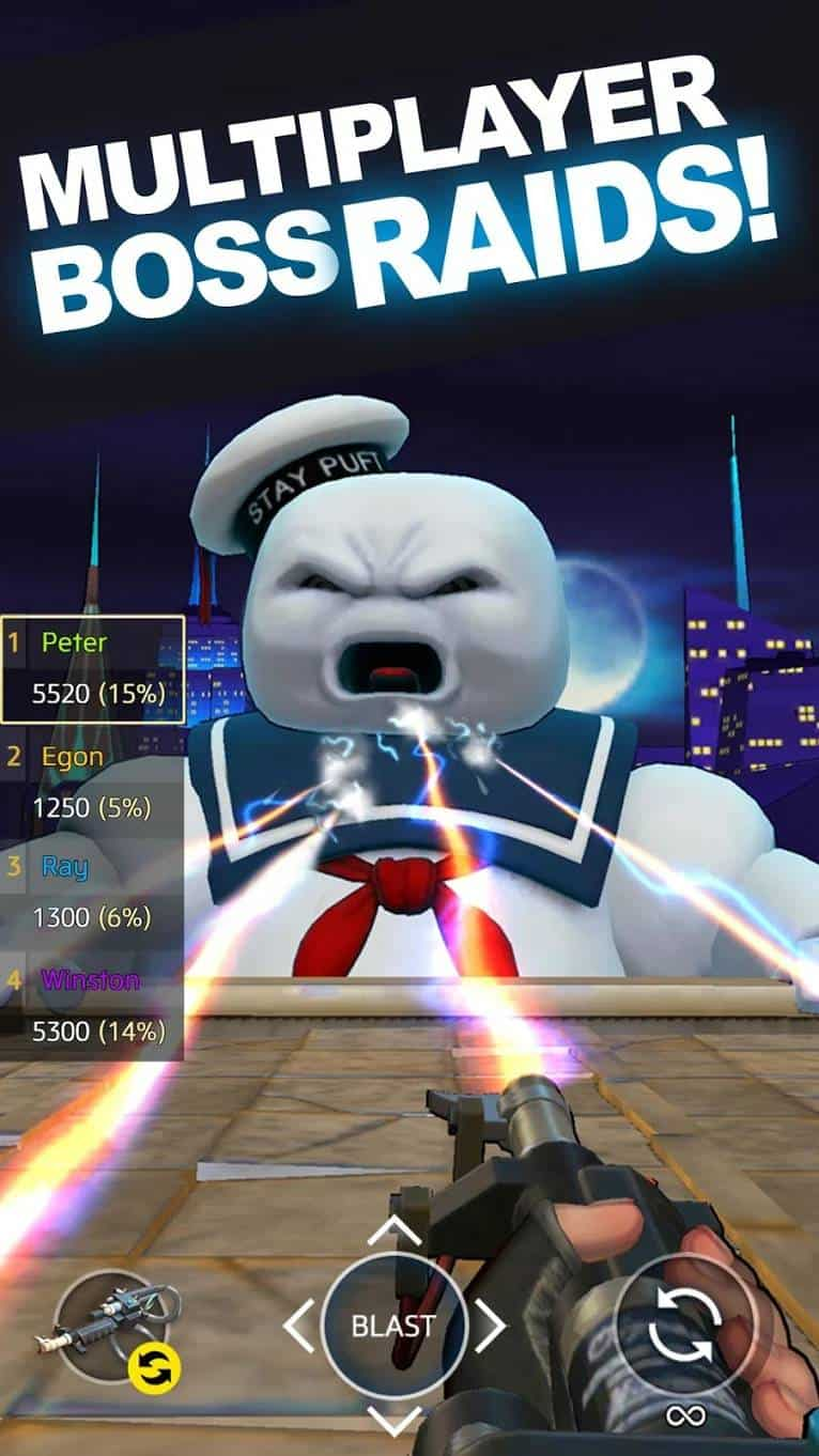 Ghostbusters World play screenshot 03