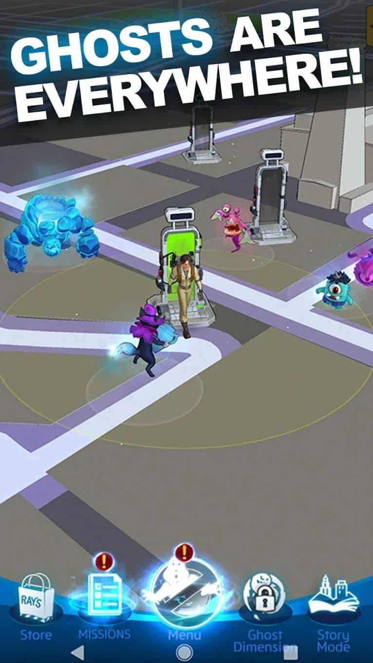 Ghostbusters World play screenshot 05