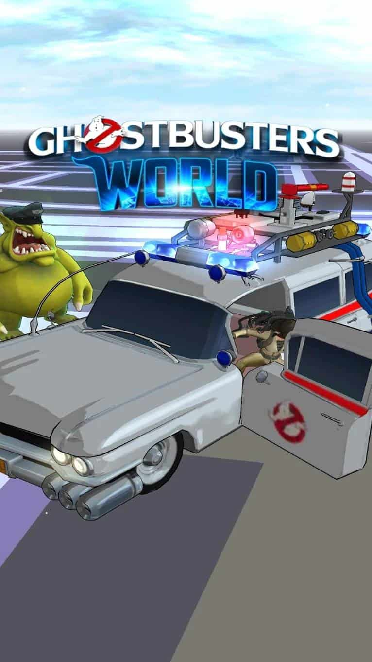 Ghostbusters World play screenshot 07