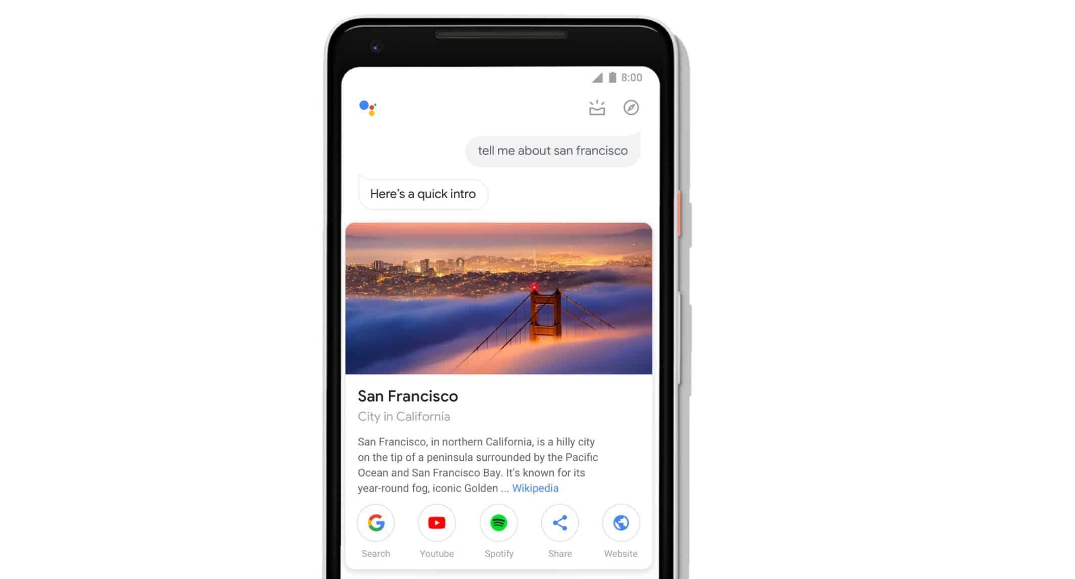 Google Assistant New Look October 3 1