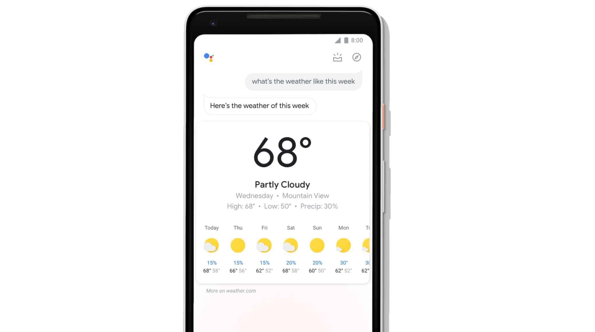 Google Assistant New Look October 3 2