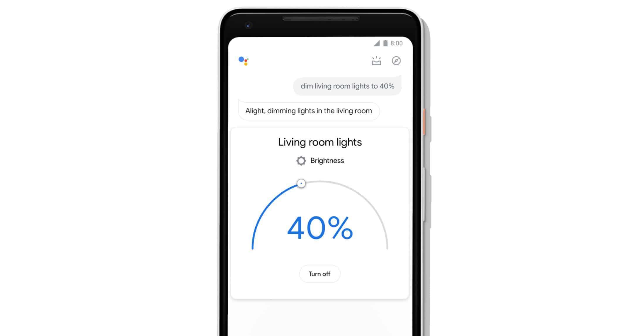 Google Assistant New Look October 3 3