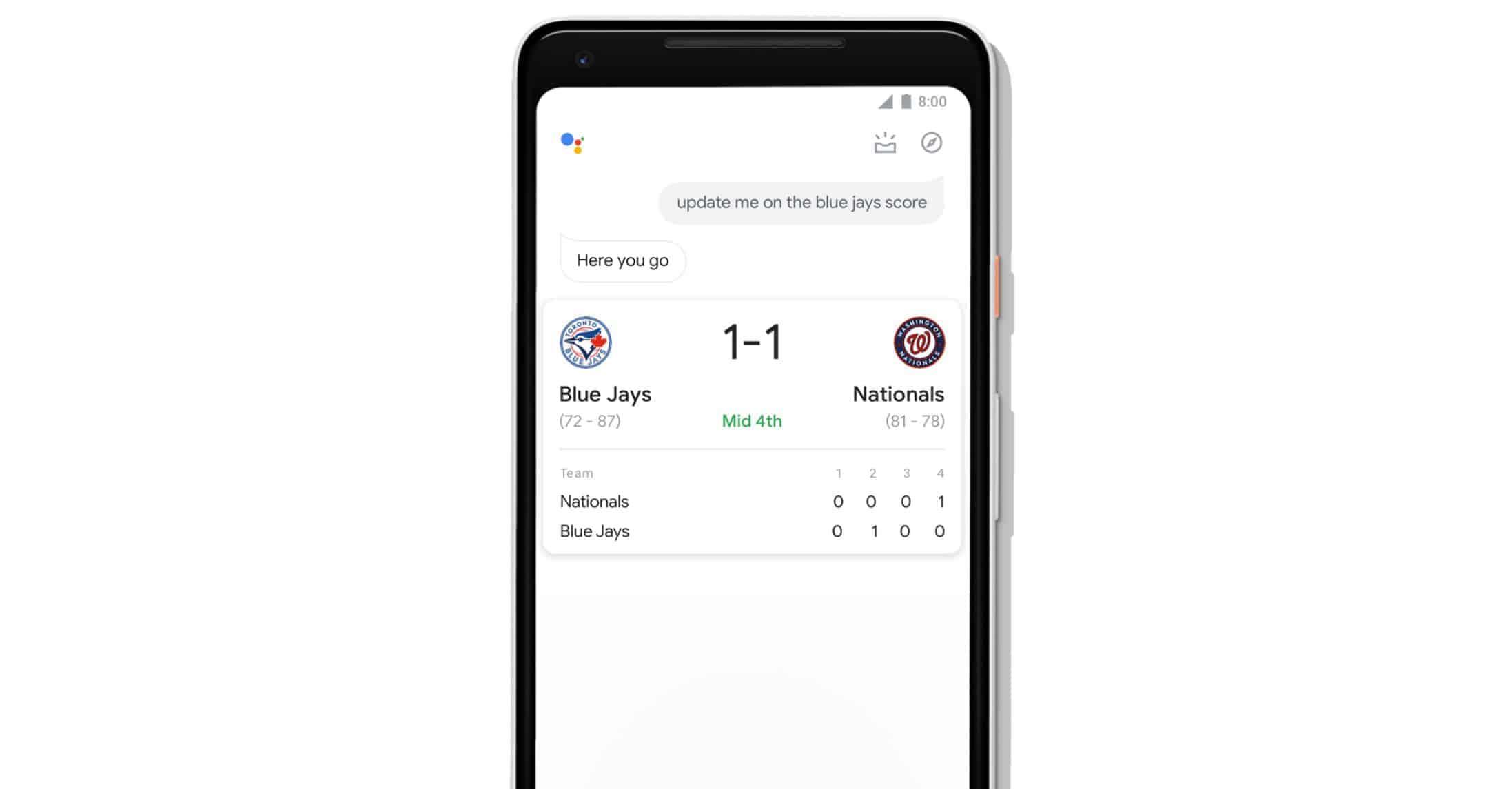 Google Assistant New Look October 3 4