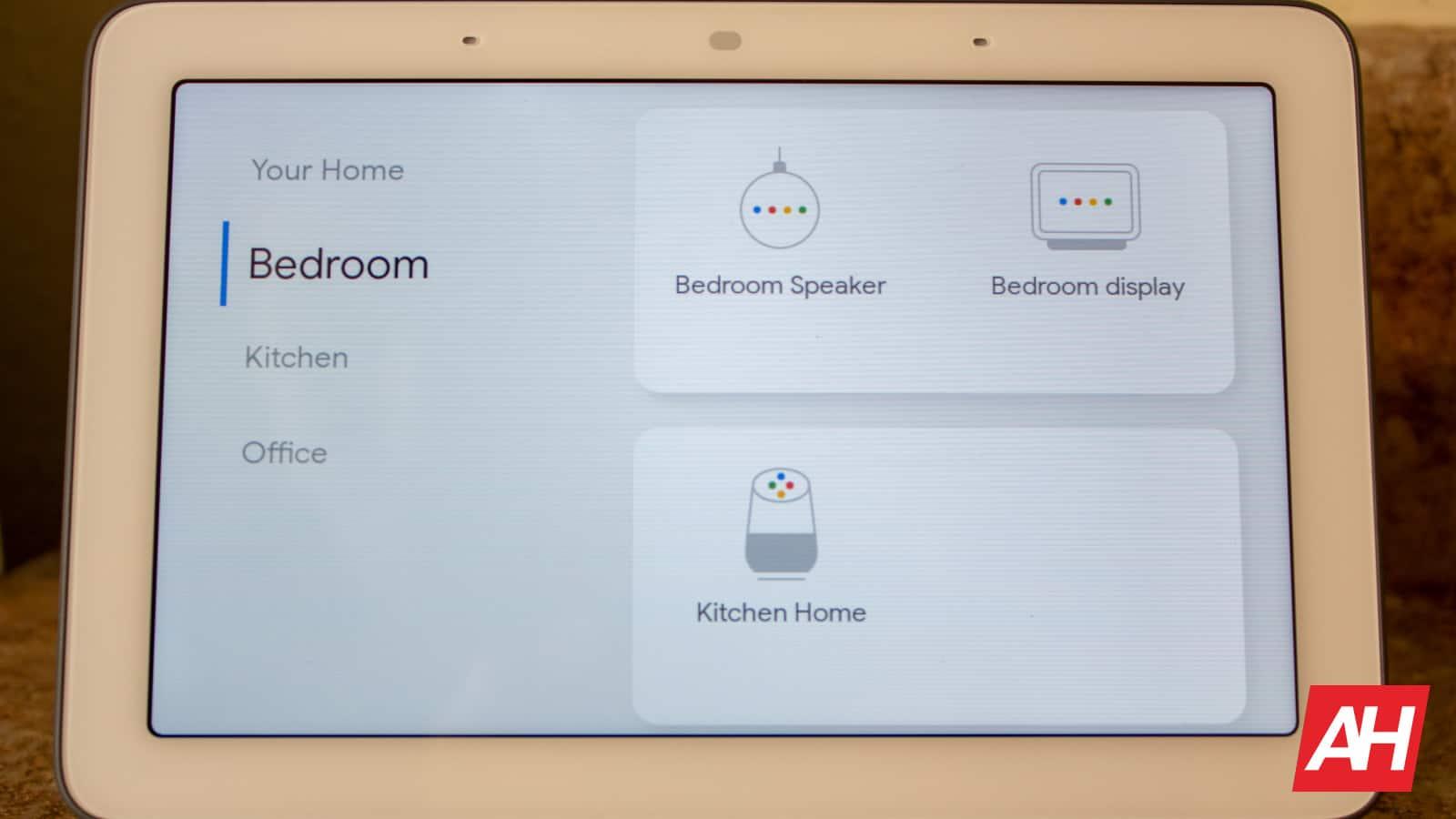 Google Home Hub New Logo AH NS 15 rooms