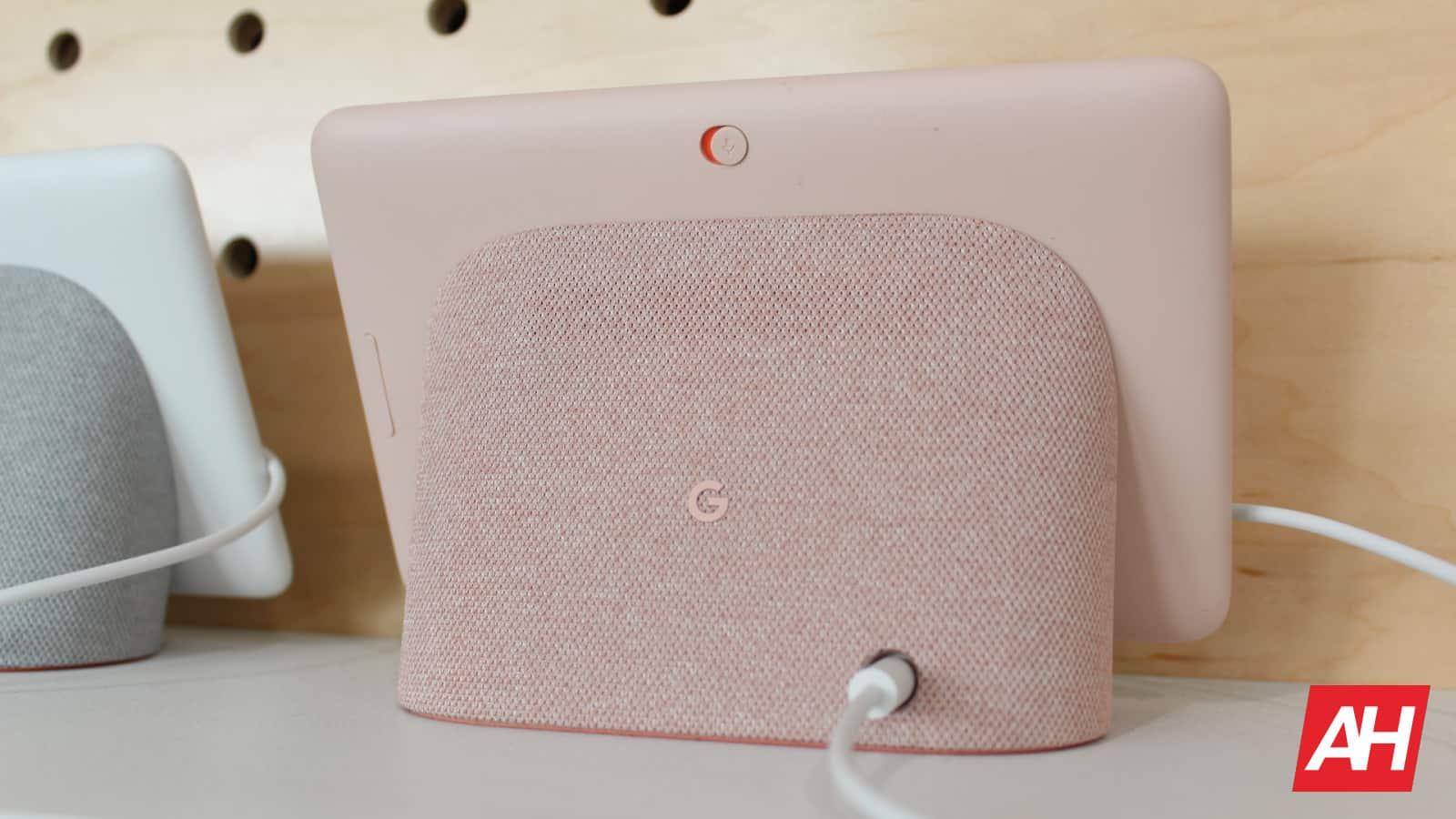 Google Home Hub New Logo AH NS 28 sand color