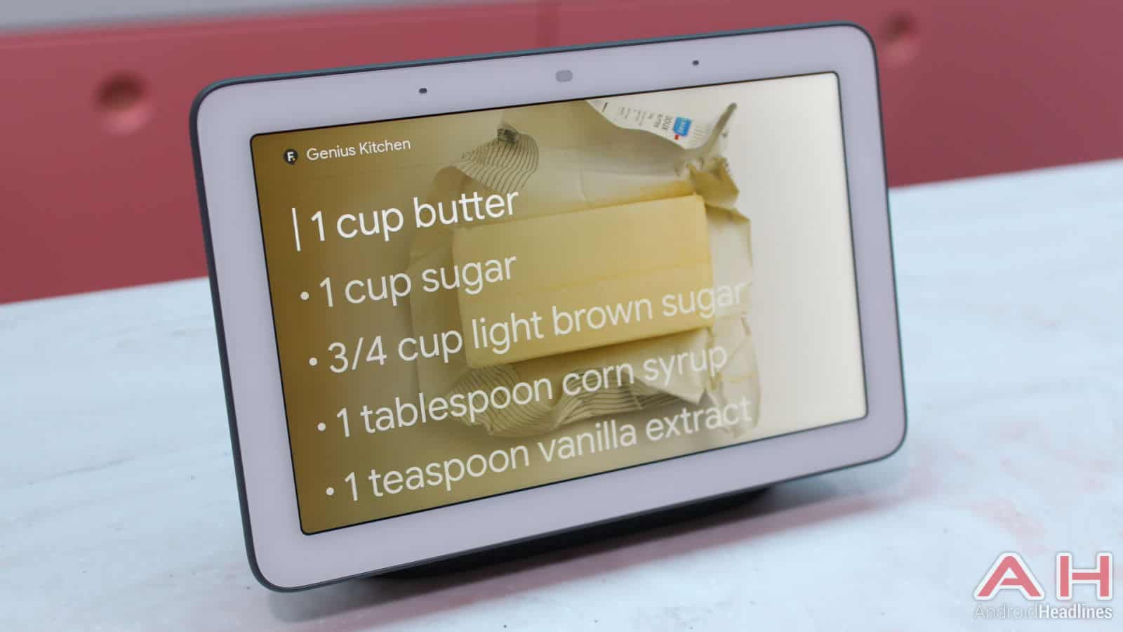 Google Home Hub Smart Display AH 16