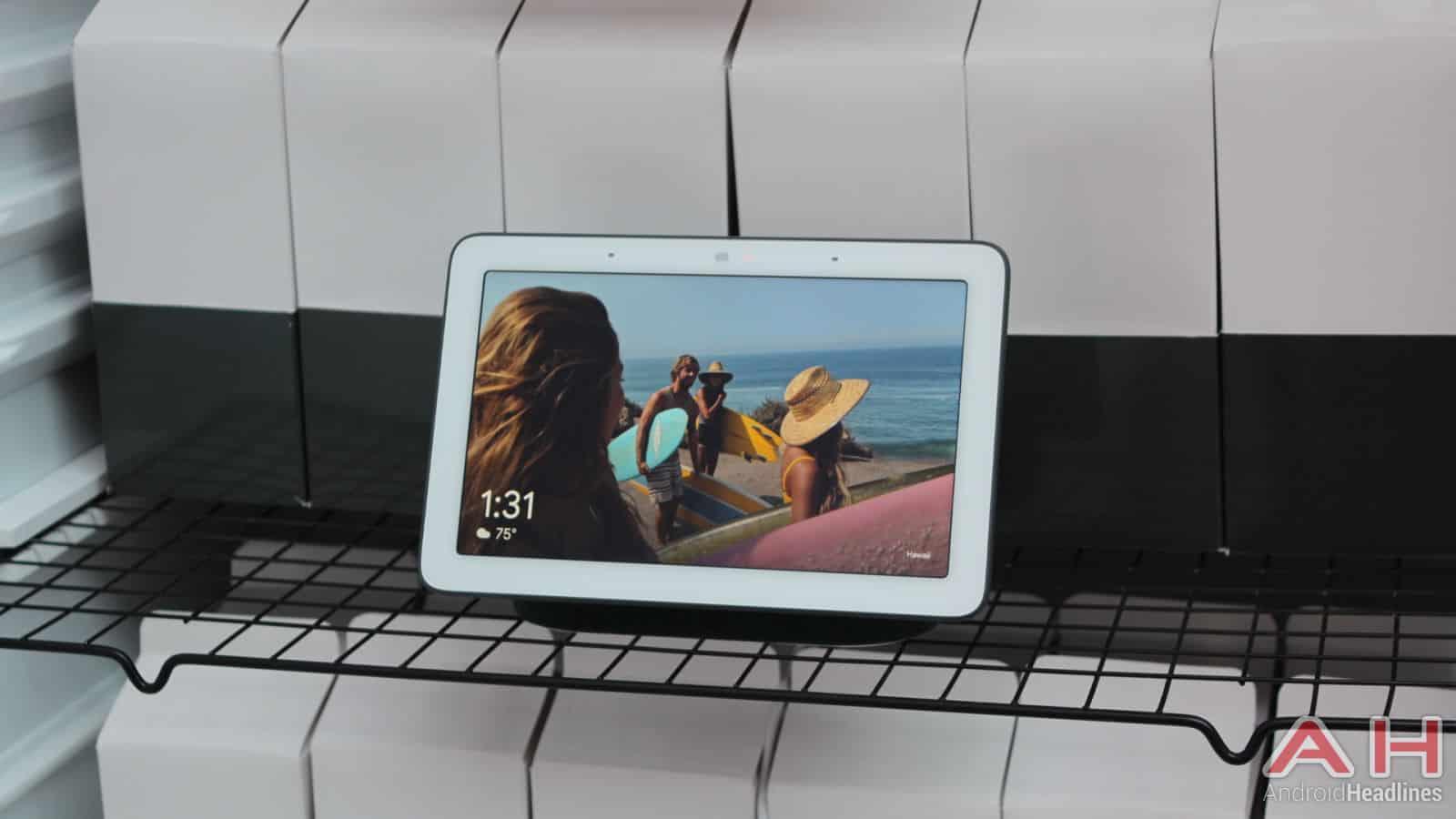 Google Home Hub Smart Display AH 2