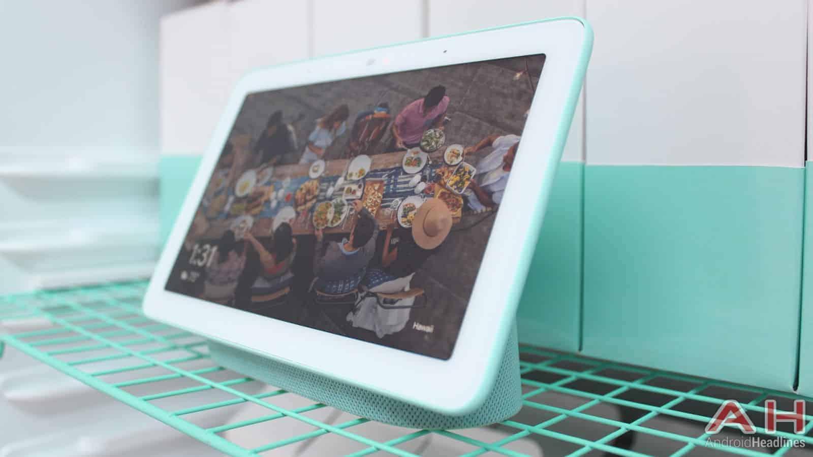 Google Home Hub Smart Display AH 4