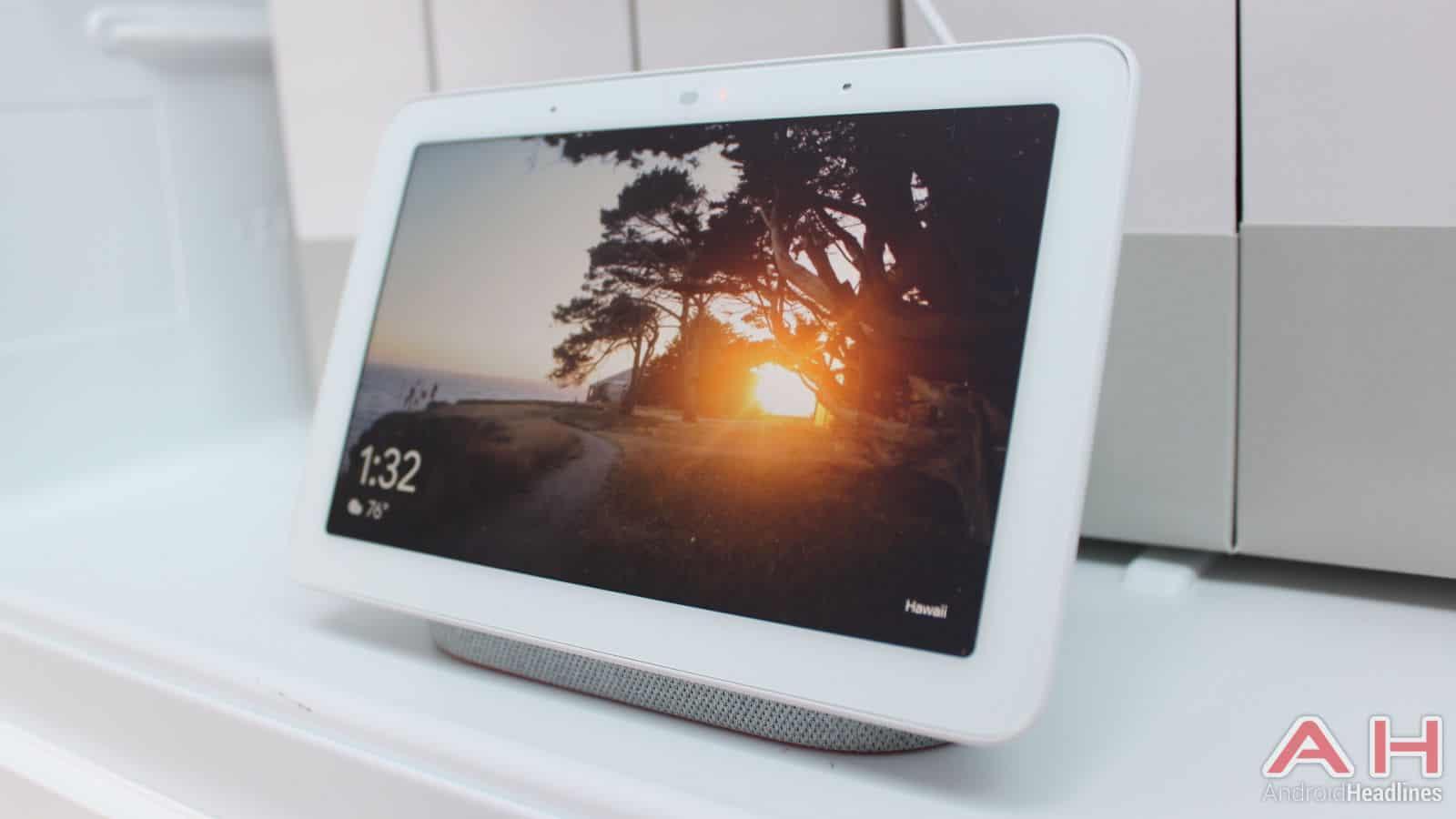 Google Home Hub Smart Display AH 6