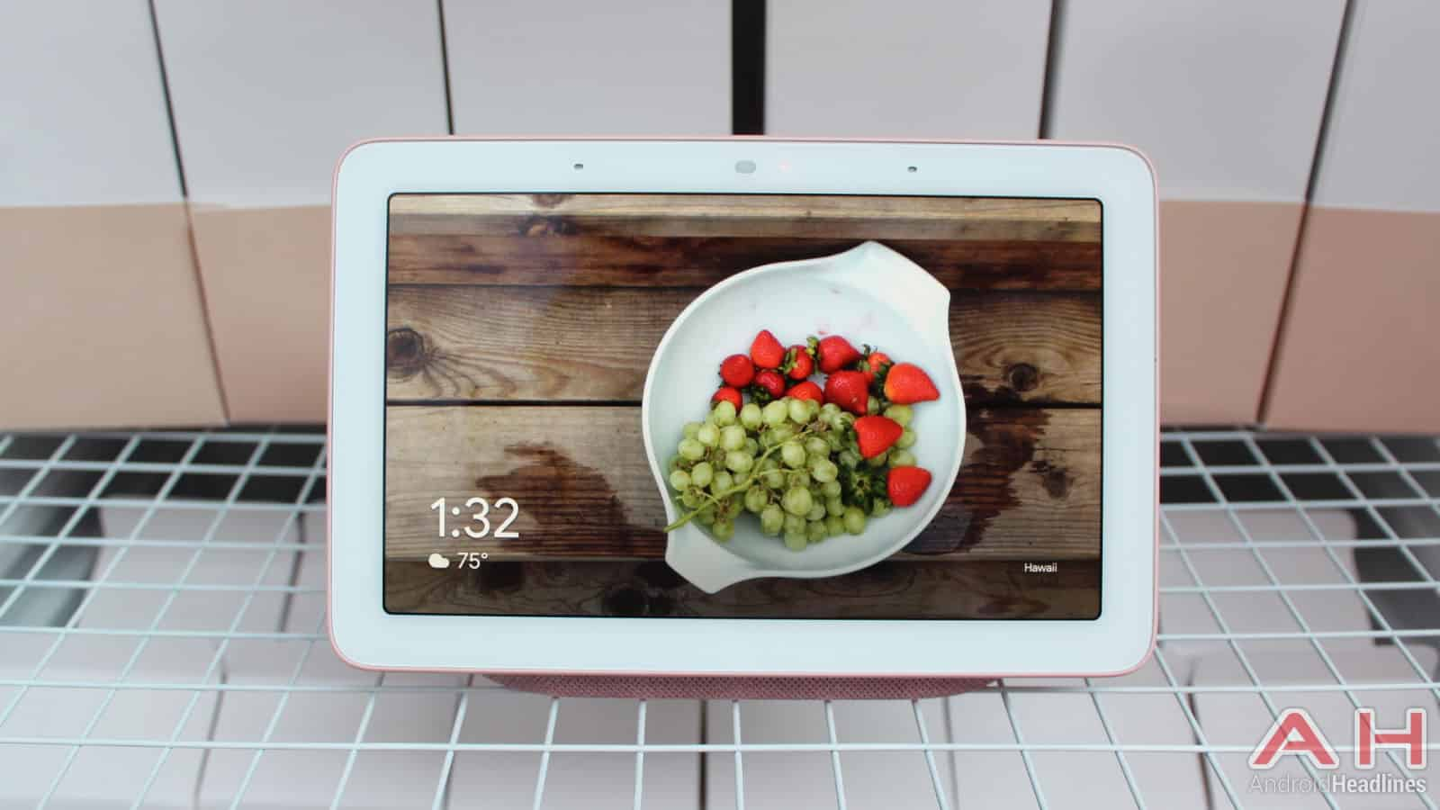 Google Home Hub Smart Display AH 7