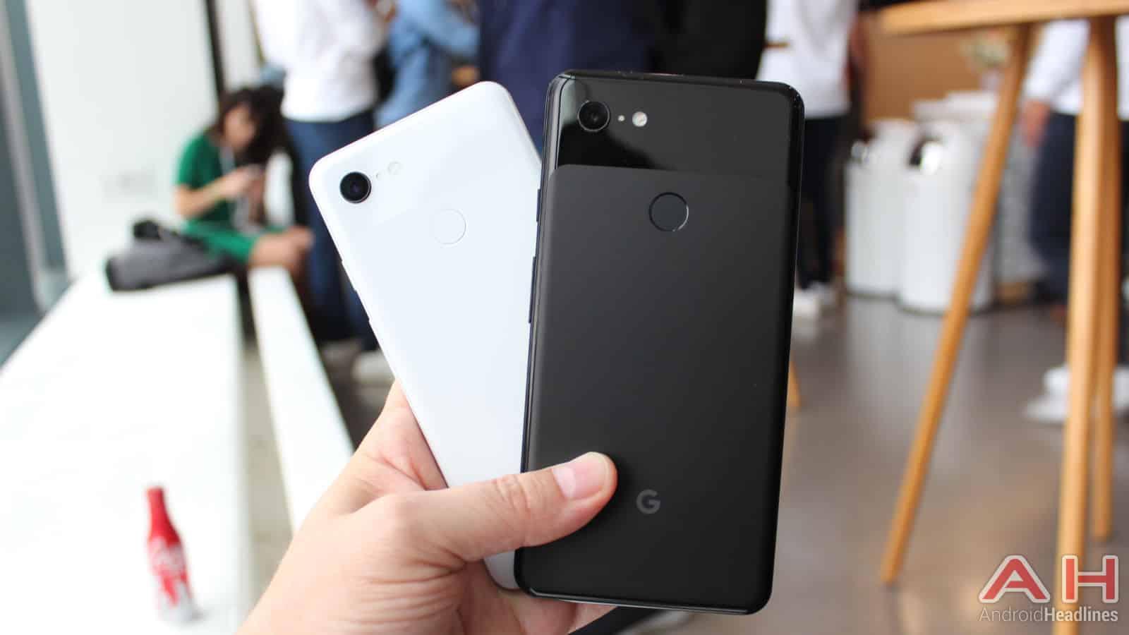 Google Pixel 3 3 XL Hands On AH 10