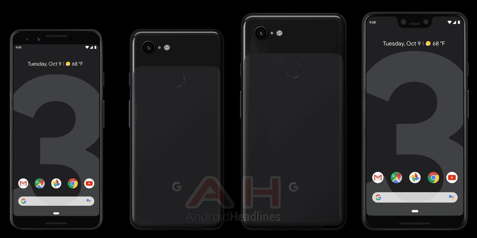 Google Pixel 3 Black 2