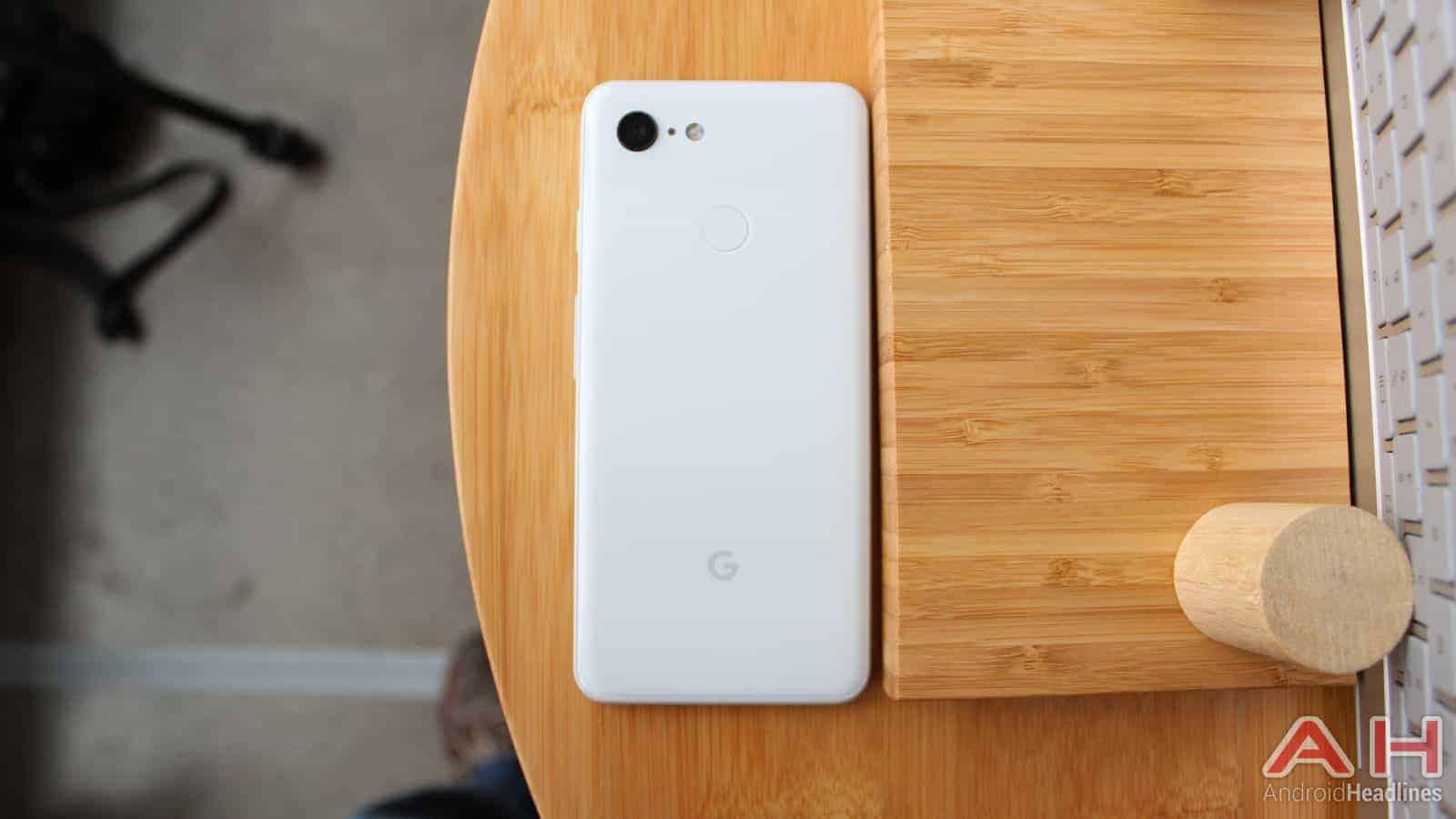 Google Pixel 3 Hands On AH 13