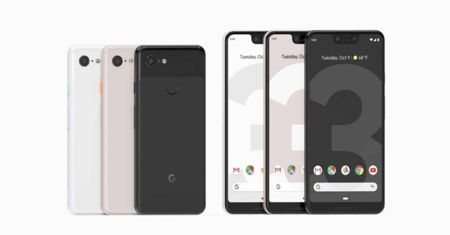 Google Pixel 3 & Pixel 3 XL News and Information ...