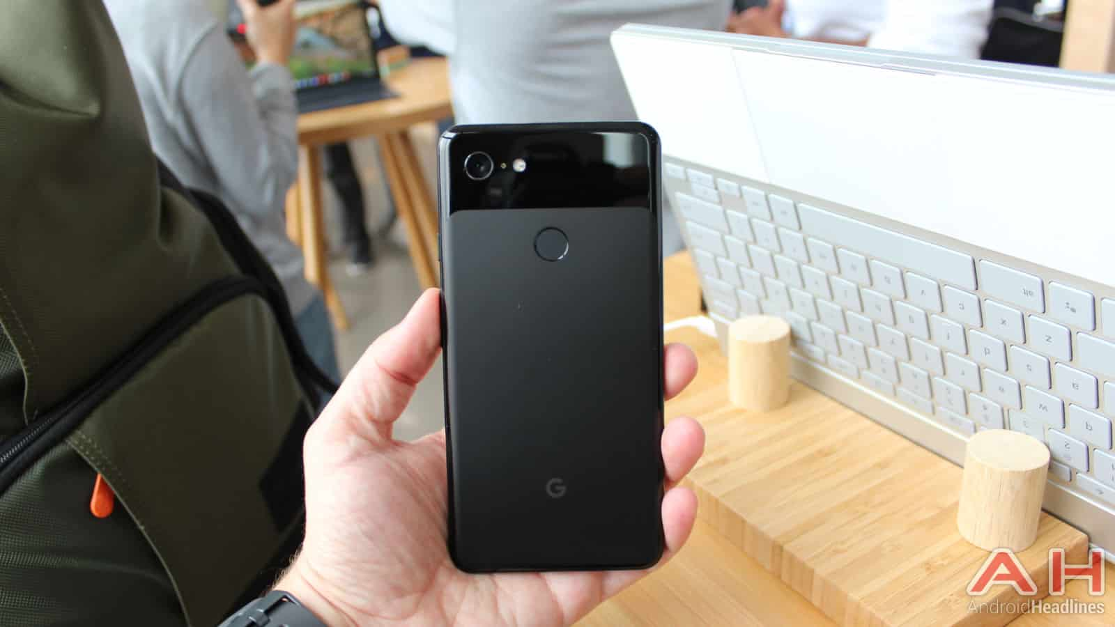Google Pixel 3 XL Hands On AH 7