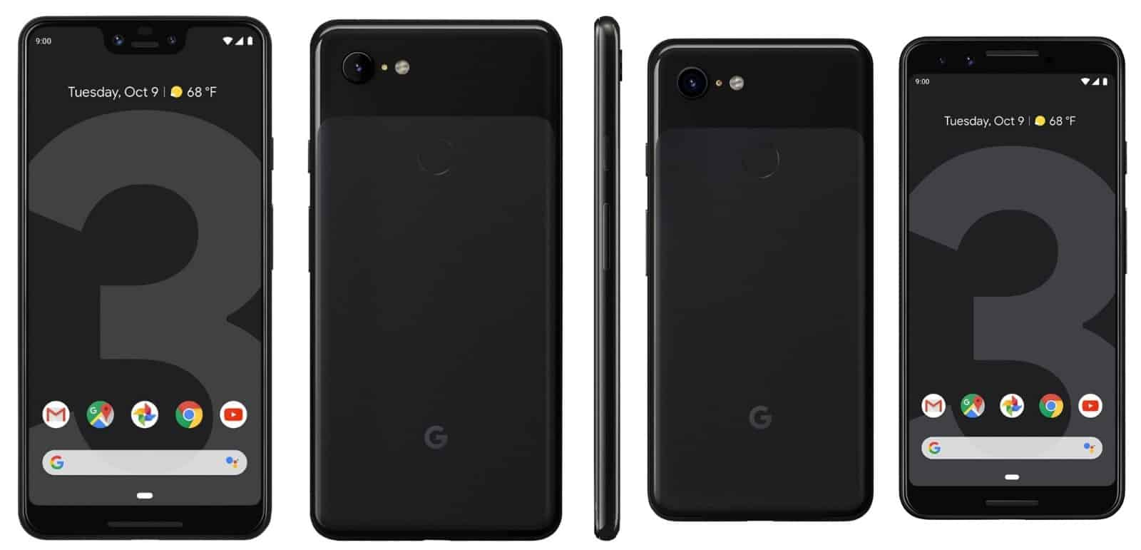 Google Pixel 3 and 3 XL possibly last leak 3