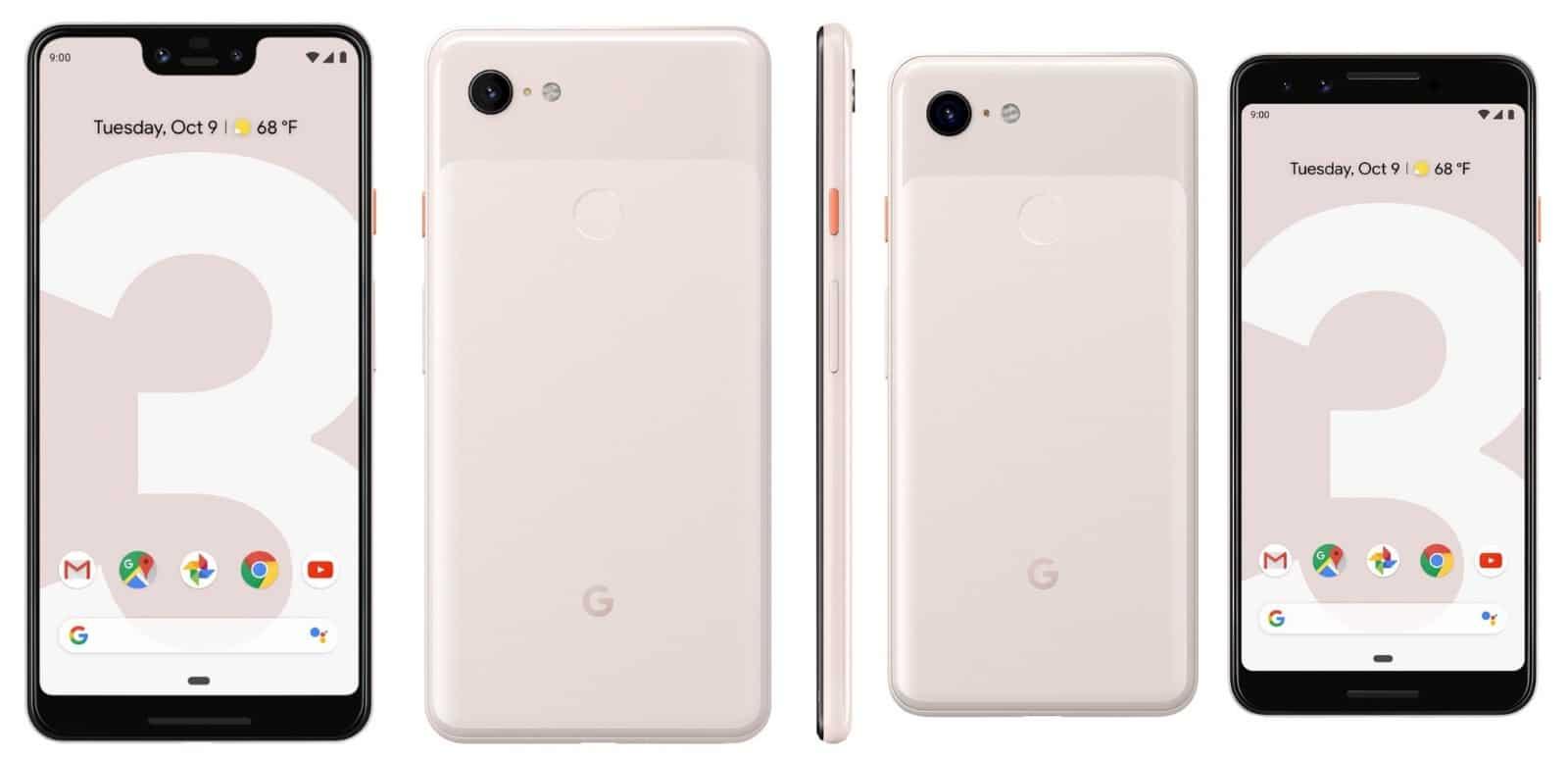 Google Pixel 3 and 3 XL possibly last leak 4