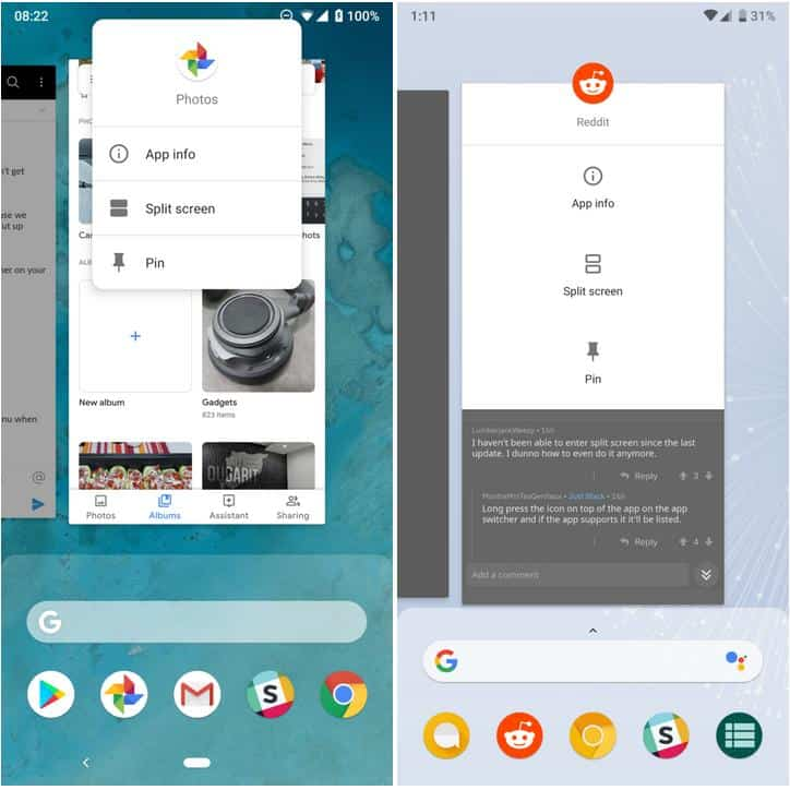 Google Pixel Launcher Pixel 3 AP image 3