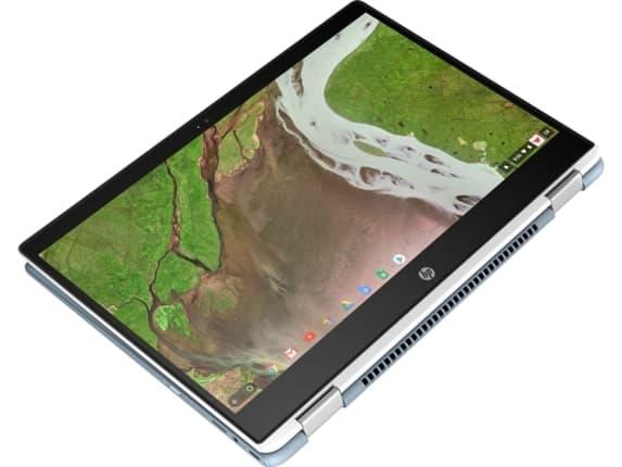 HP Chromebook x360 14 press image 03