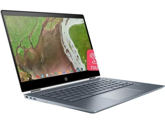 HP Chromebook x360 14 press image 05