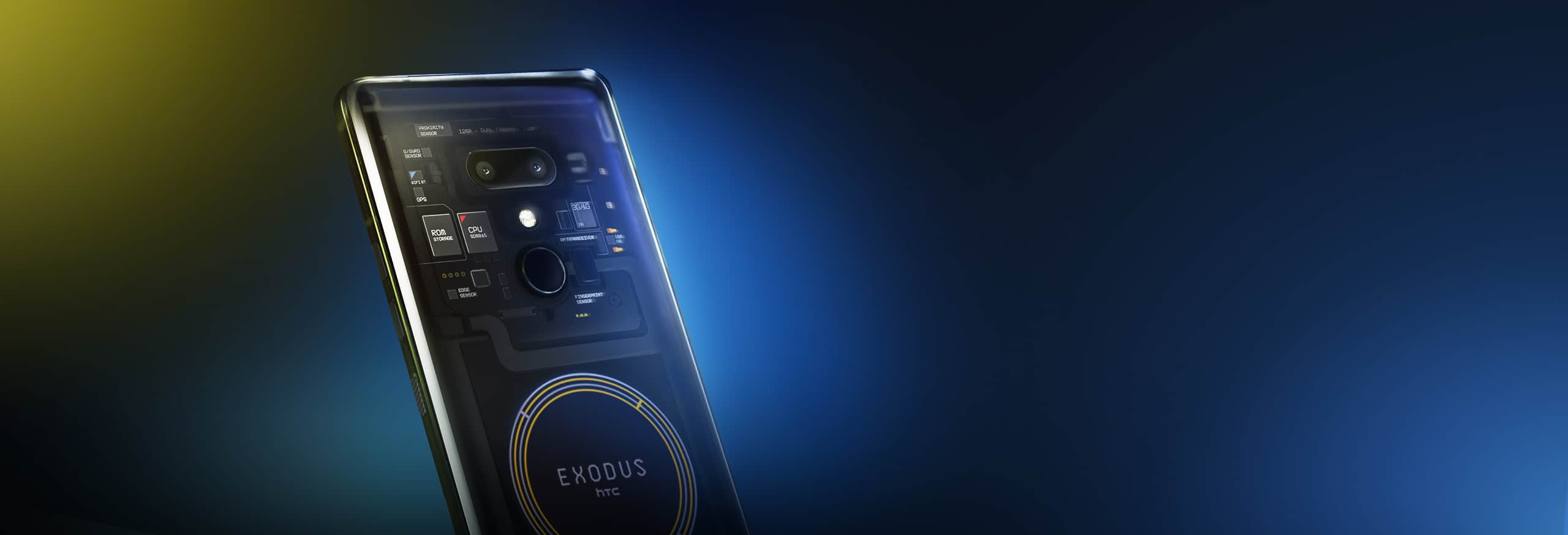 HTC Exodus Official 1