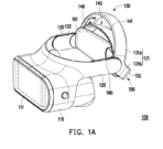 HTC VR Headset patent US20180295733 img 01