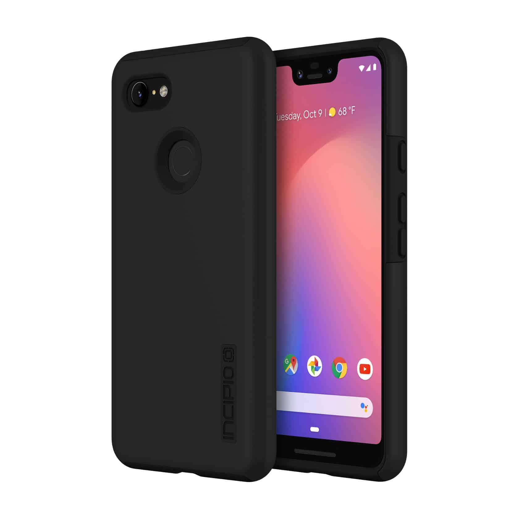 Incipio GooglePixel3XL DualPro Black